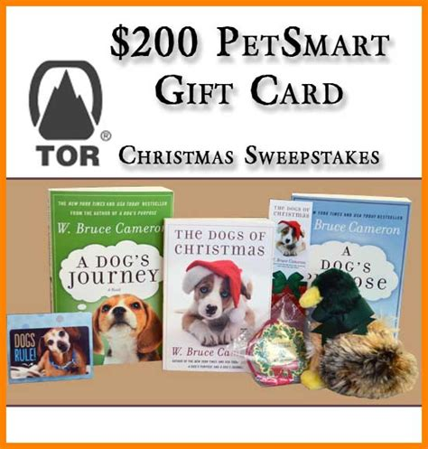 Purchase Petsmart Gift Card - win a petsmart gift card for 200 in the dogs of christmas sweepstakes sweeps maniac