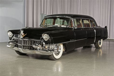 how to work on cars 1954 cadillac fleetwood head up display 1954 cadillac fleetwood imperial limousine coys of kensington