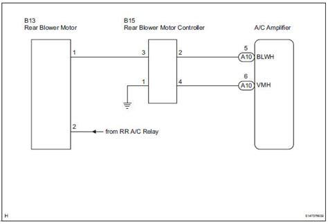 blower motor wiring diagram manual wiring diagram with