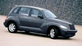 Chrysler Cruiser The Unlovables Chrysler Pt Cruiser Petrolblog