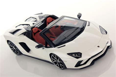 lamborghini aventador s roadster 1 18 mr collection models lamborghini aventador s roadster 1 18 mr collection models