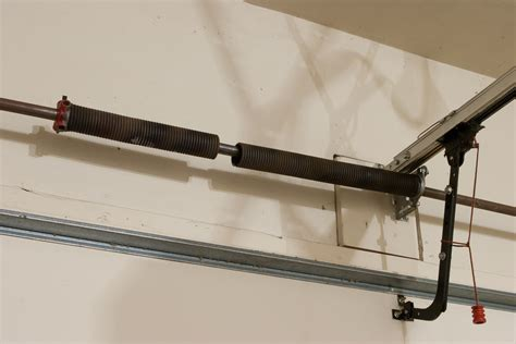 Overhead Door Springs Garage Door Repair Seattle Wa Torsion Springs Wear And Tear