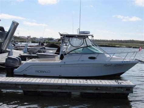 robalo boat dealers in nj robalo 265 boats for sale in cape may new jersey