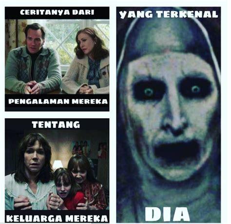 download film horor indonesia yang lucu kumpulan meme valak lucu yang bikin kamu ngakak