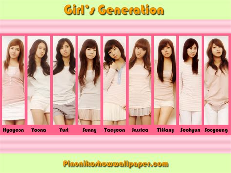 baby baby snsd snsd baby baby wallpaper by pinoniko