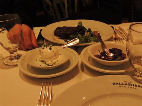 gallaghers steak house il filetto picture of gallagher s steak house new york