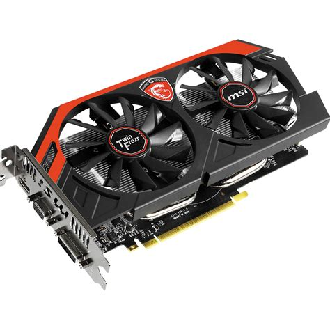 Vga Gtx 750 msi geforce gtx 750 ti gaming graphics card n750ti tf 2gd5 oc