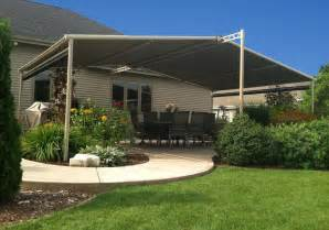 Patio Awnings And Canopies by Retractables Northrop Awning Company