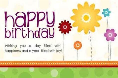 Free Birthday Quotes For Happy Birthday Quotes Free Large Images