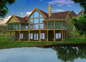 mountain lake house plans 3 bedroom open living mountain house floor plan by max fulbright