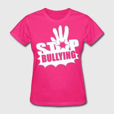 S Top Shirt L S Blue shop anti bully t shirts spreadshirt