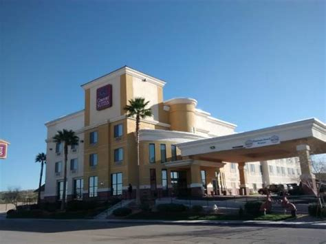 The Hotel Picture Of Comfort Suites Barstow Barstow