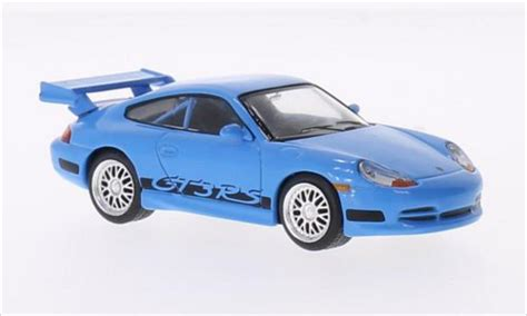 Greenlight Scale 143 Brians 2001 Porsche 911 Gt3 Rs porsche 996 gt3 rs blue dekor 2001 greenlight diecast model car 1 43 buy sell diecast