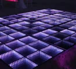 Infinity Floors Wedding Reception Floors Wooden Vinyl Lighted