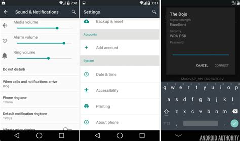 android keyboard settings android l system dump get the new keyboard and other apps wallpapers fonts and more