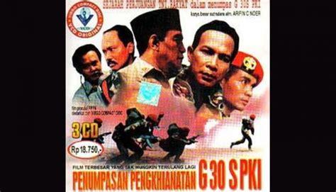 Film G 30 S Pki Terbaru | jajang c noer dan salim said pastikan film g30s pki bebas