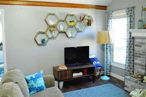 shelves room diy honeycomb shelves loving here