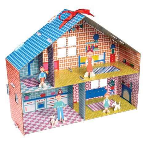 make your own doll house make your own dolls house rex london at dotcomgiftshop