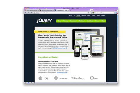 jquery mobile ajax jquery mobile