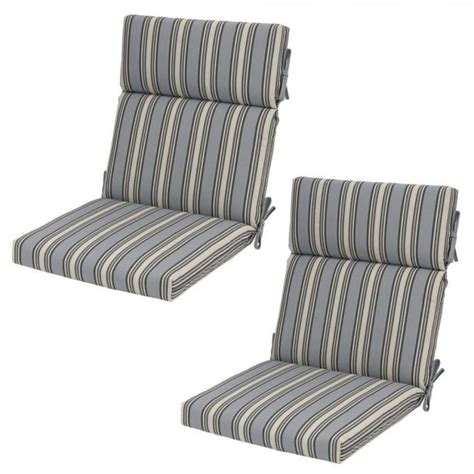 20 Inch X 20 Inch Outdoor Chair Cushions   Blazing Needles