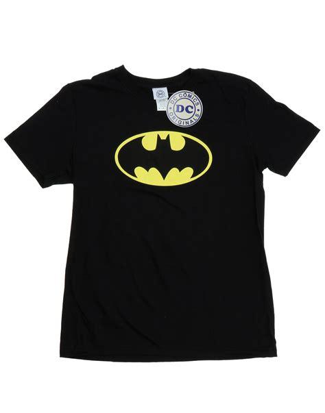 Tshirt Dc One Clothing dc comics s batman logo t shirt ebay