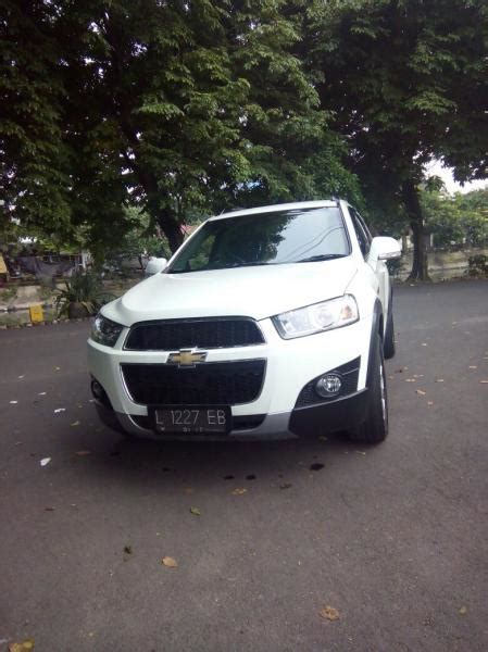 2011 Chevrolet Captiva Diesel captiva diesel matic th 2011 pmk 2012 mobilbekas
