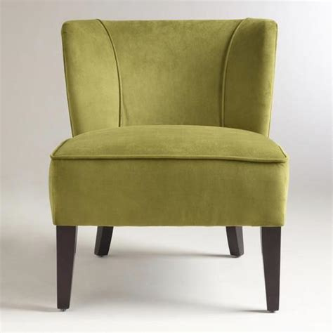Green Chair by Apple Green Quincy Chair World Market