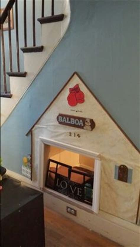 dog house stairs dog house under the stairs ideas for the house pinterest dog houses the o jays