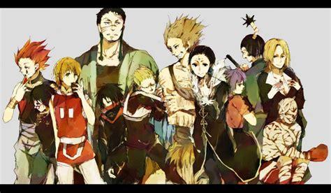 anime hunter x hunter hunter x hunter hd wallpaper wallpapersafari