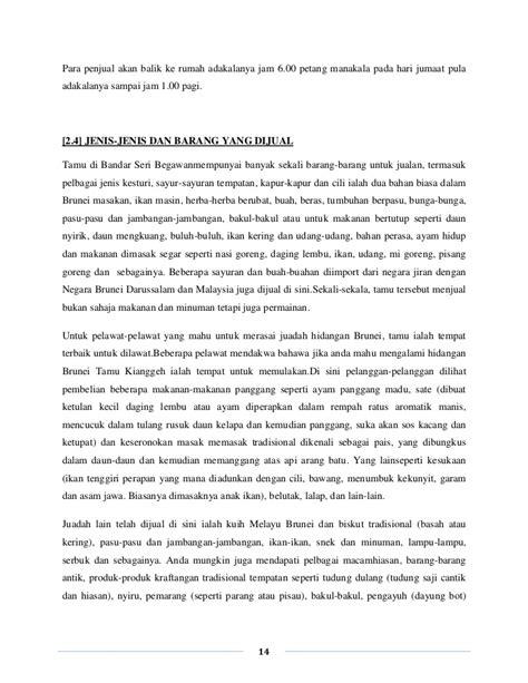 Jual Kertas Surat by Kes Kajian Jual Beli Di Tamu Kianggeh Kertas Kerja