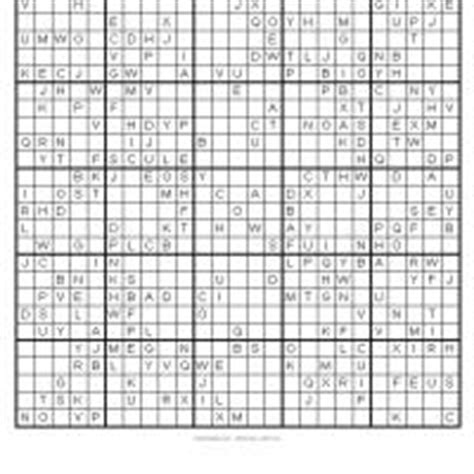 printable sudoku with letters and numbers giant sudoku 3