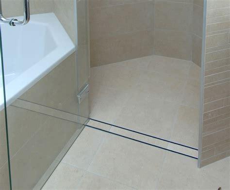 linear bathroom drain choosing good linear shower drains home ideas collection