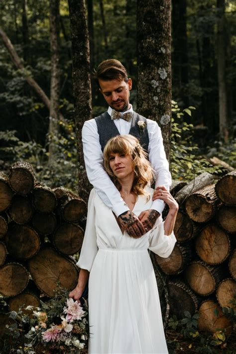 foxfire mountain house scandinavian fairy tale wedding at foxfire mountain house weddings