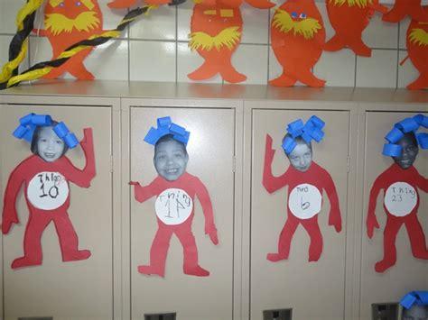 Dr Seuss Door Decorating Dr Seuss Celebration Schoolgirlstyle