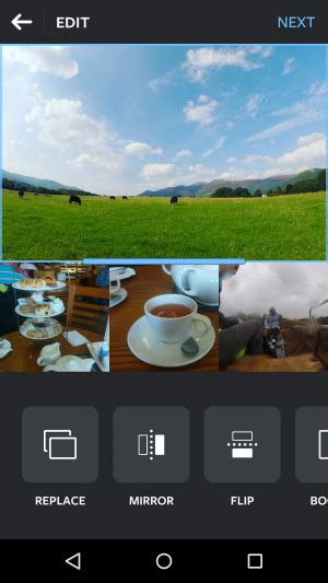 layout from instagram review instagram s new algorithmic timeline how to use