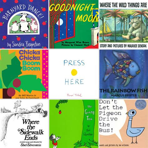 best picture books of all time all time best children s books
