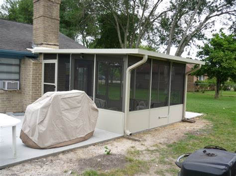 patio screen rooms houston enclosure installers screenroom