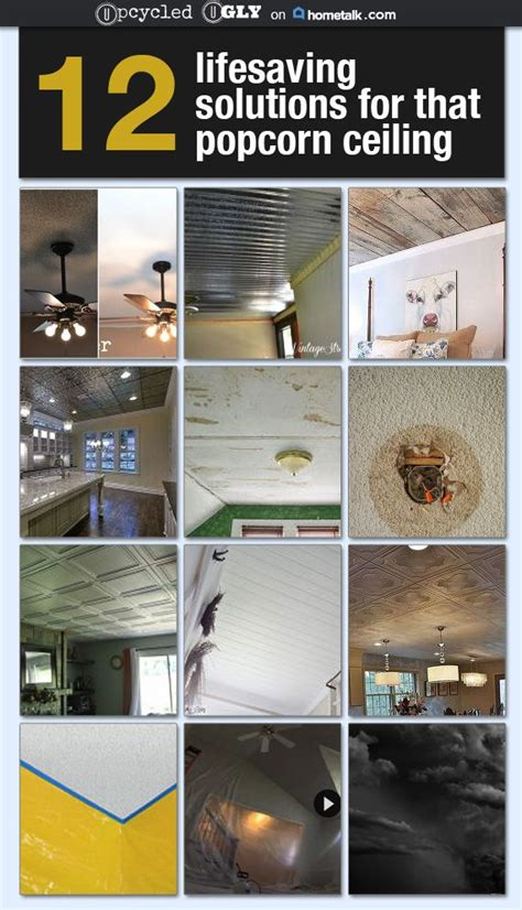 how to get rid of a popcorn ceiling 17 best ideas about hallway walls on hallway