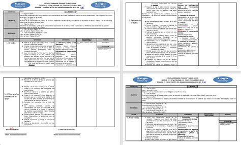 planeaciones sep primaria 2016 gratis pdf planeaciones del tercer bloque del ciclo escolar 2015