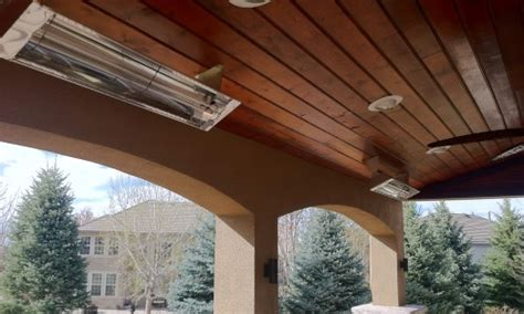 infratech comfort electric patio heater colorado comfort products inc