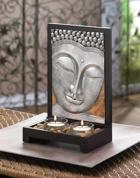 buddha decorations for the home buddha plaque candle decor wholesale at koehler home decor
