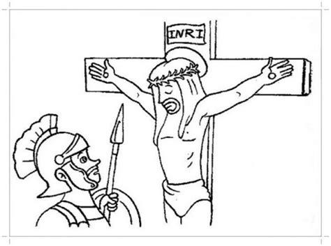 imagenes viernes santo para ni os dibujos de la crucifixi 243 n de cristo para pintar colorear