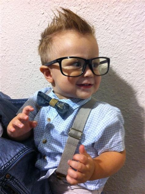 hairstyles for hipster glasses geek kid so cute kids babies parenting funny kids