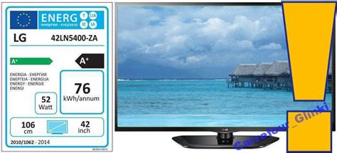 Tv Led Lg Carrefour tv led lg 42ln5400 fullhd 120hztm carrefour glinki zdj苹cie na imged