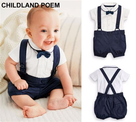 Clothes Baby 1 aliexpress buy summer baby boys clothing set 1 year birthday clothes infant gentleman baby