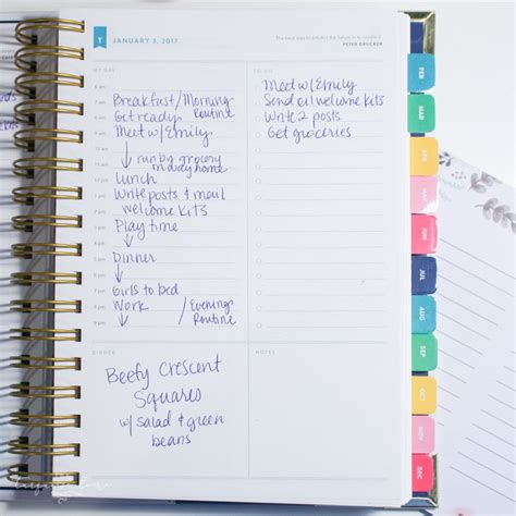 organize day how to organize your day day 3 30 days to less of a hot