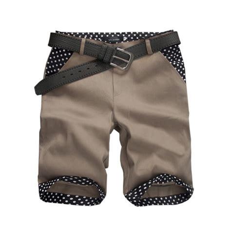 Celana Pendek Korea Pria Casual Garis celana pendek pria polkadot cp036 pfp store