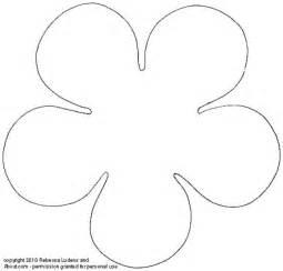flower template pdf 12 flower sketches for scrapbooking flower patterns