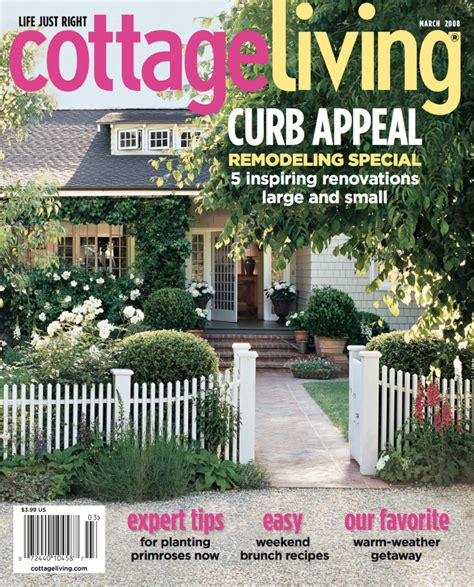 Cottage Living Magazine by Robert Newman 187 Cottage Living