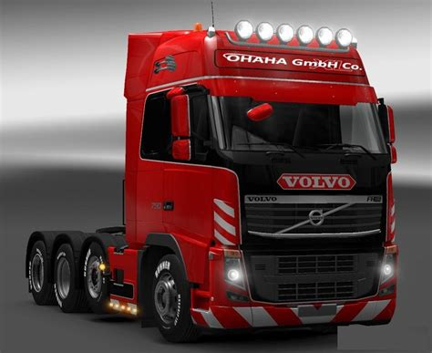 heavy duty volvo trucks volvo fh16 classic heavy duty addon v1 0 beta4 truck